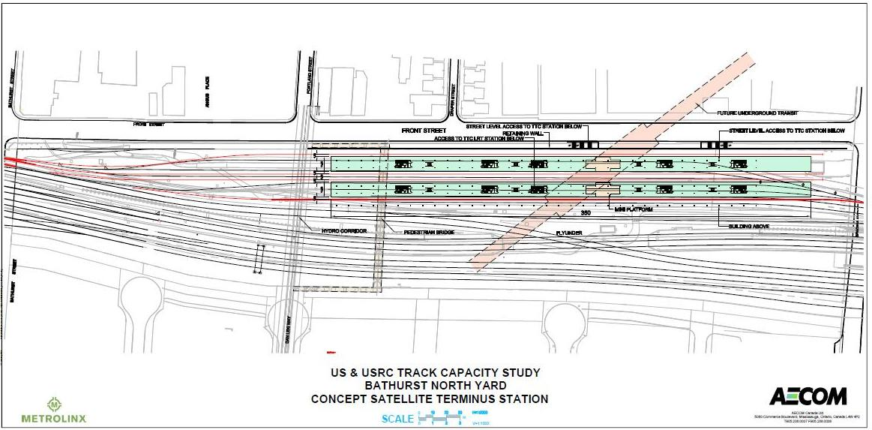 Union Station amp Rail Corridor Capacity Steve Munro