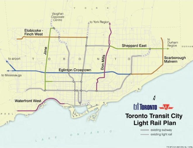 TransitCityMap