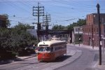 Eastbound on Rogers at Gilbert 1974.07.11