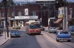 Eastbound on Rogers near Old Weston Road 1974.07.21
