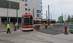 Test Flexity at Queens Quay Loop