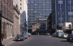 Looking north on Toronto Street to Adelaide with the Seventh Post Office on the left.