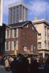 Campbell House on Adelaide just west of Yonge.